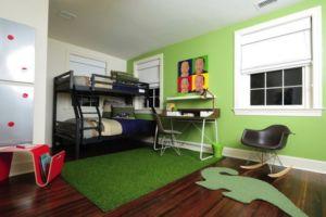 Дизайн детской комнаты в Казани
